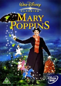 Mary Poppins film cover