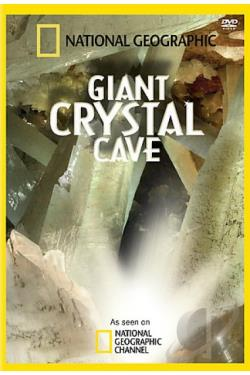 Giant Crystal Cave Documentary nat geo poster